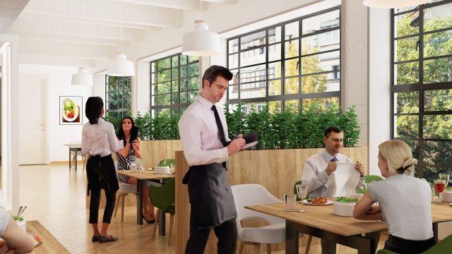 ホテルのウェイターの仕事、就職・転職、給料、採用・求人情報を知る_アイキャッチ